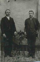 My maternal great-grandfathers